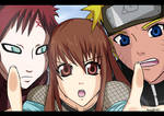 Request: Naruto and Garra
