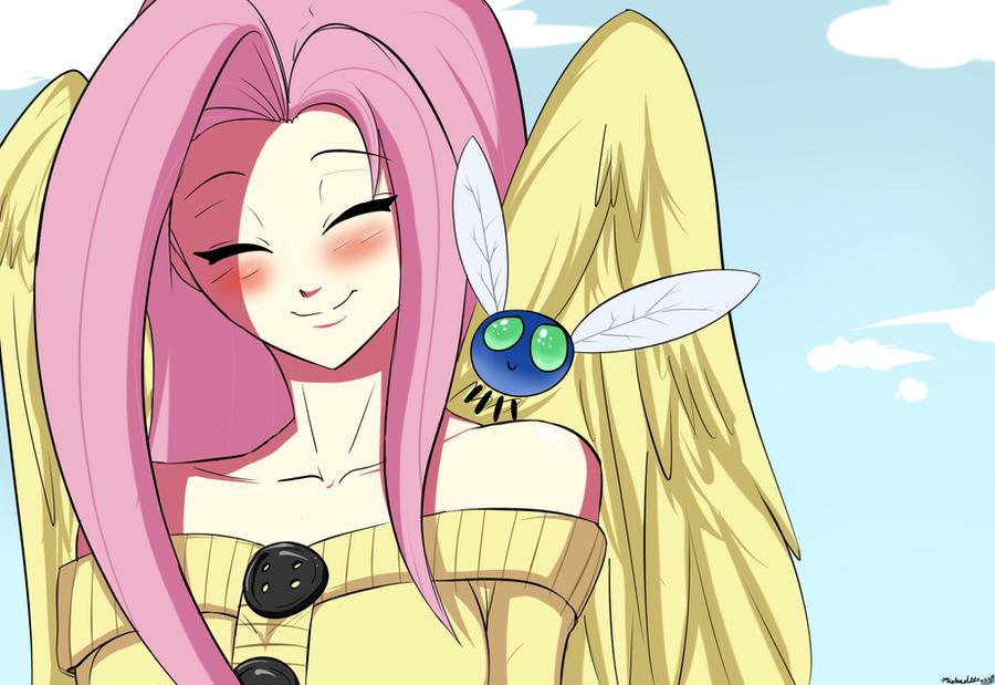 Fluttershy by Ninja-8004