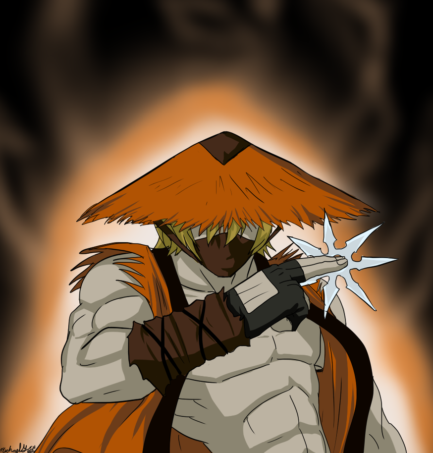 Kenny South Park Ninja