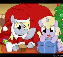 A Derpy Christmas by Ninja-8004