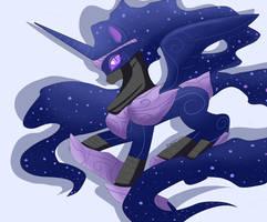 MLP OC: Corrupted  Princess by Ninja-8004
