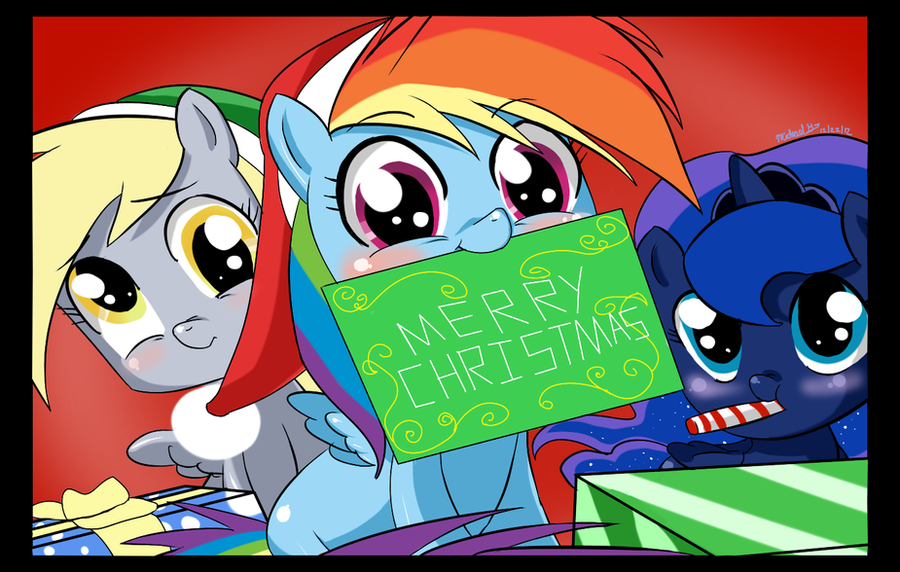 My Little Christmas by Ninja-8004
