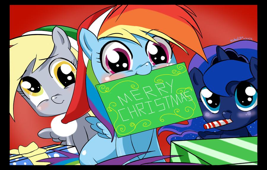 My Little Christmas by Ninja-8004