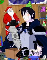 Santa's Unwanted Helper by Ninja-8004