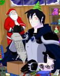 Santa's Unwanted Helper