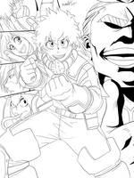 My Hero Academia! by Ninja-8004