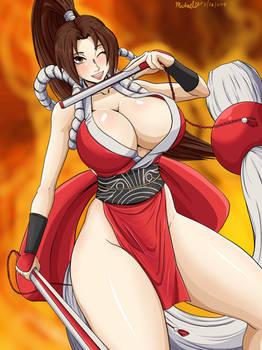Legendary Kunoichi: Mai Shiranui