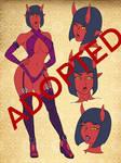 Adopted: Oni Girl