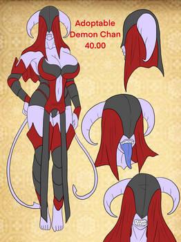 Adoptable : Demon Chan 59