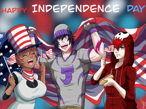 Schools OUT : Happy Independence Day