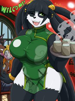 L and I : Panda Waitress Fu