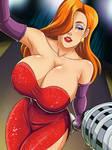 Jessica Rabbit by Ninja-8004