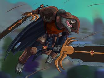 Comm: Fury Warrior