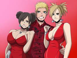 Comm: Naruto date
