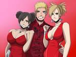 Comm: Naruto date by Ninja-8004