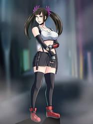 Comm Tekken x Final Fantasy