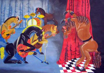 Son of a Plumber - Hej Mr DJ by Kejti2002