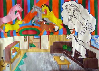 Gyllene Tider - Tuffa tider by Kejti2002