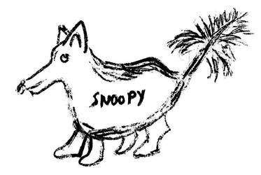 Snoopy by Kejti2002