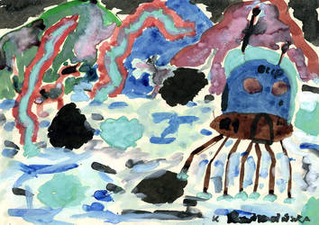 Ladowanie na Wenus by Kejti2002