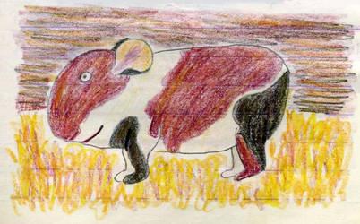 Swinka morska by Kejti2002