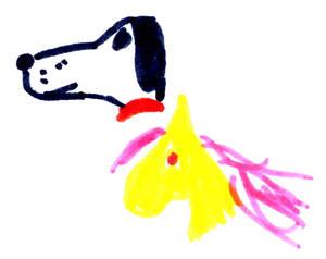 Snoopy i Diadem