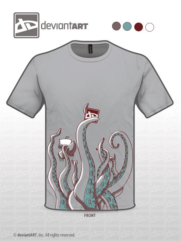Deviant Kraken by Arfir