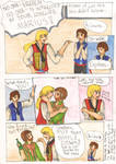 The lovelife of Enjolras