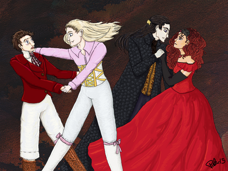 Would you dance with a vampire?