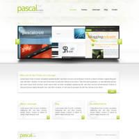 pascal crott portfolio v2 by jk9o