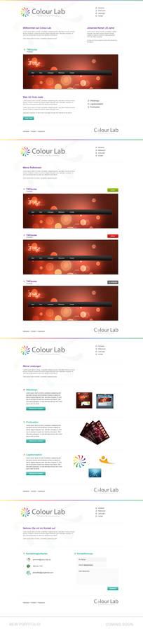 Colour Lab Version 2.0