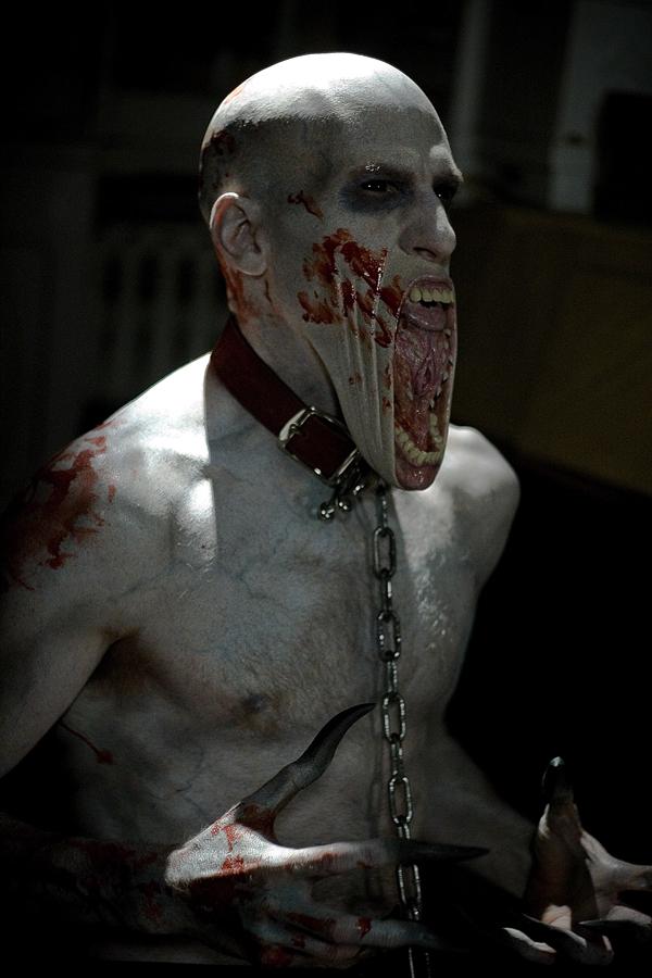The Strain's  Vampire detail by massivefocus