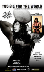 Muscle Movie Poster - Too Big For The World 3 by theAdmirerofYou