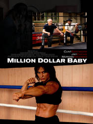 Million Dollar Baby Poster 5 by theAdmirerofYou