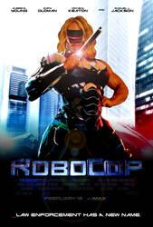 Robocop 2014 by theAdmirerofYou