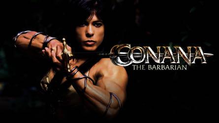 Conana the Barbarian Into Darkness by theAdmirerofYou