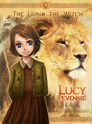 Narnia Lucy pevensie by Ileranerak