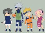 Naruto Chibi-style