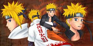 Naruto and Minato ch 439