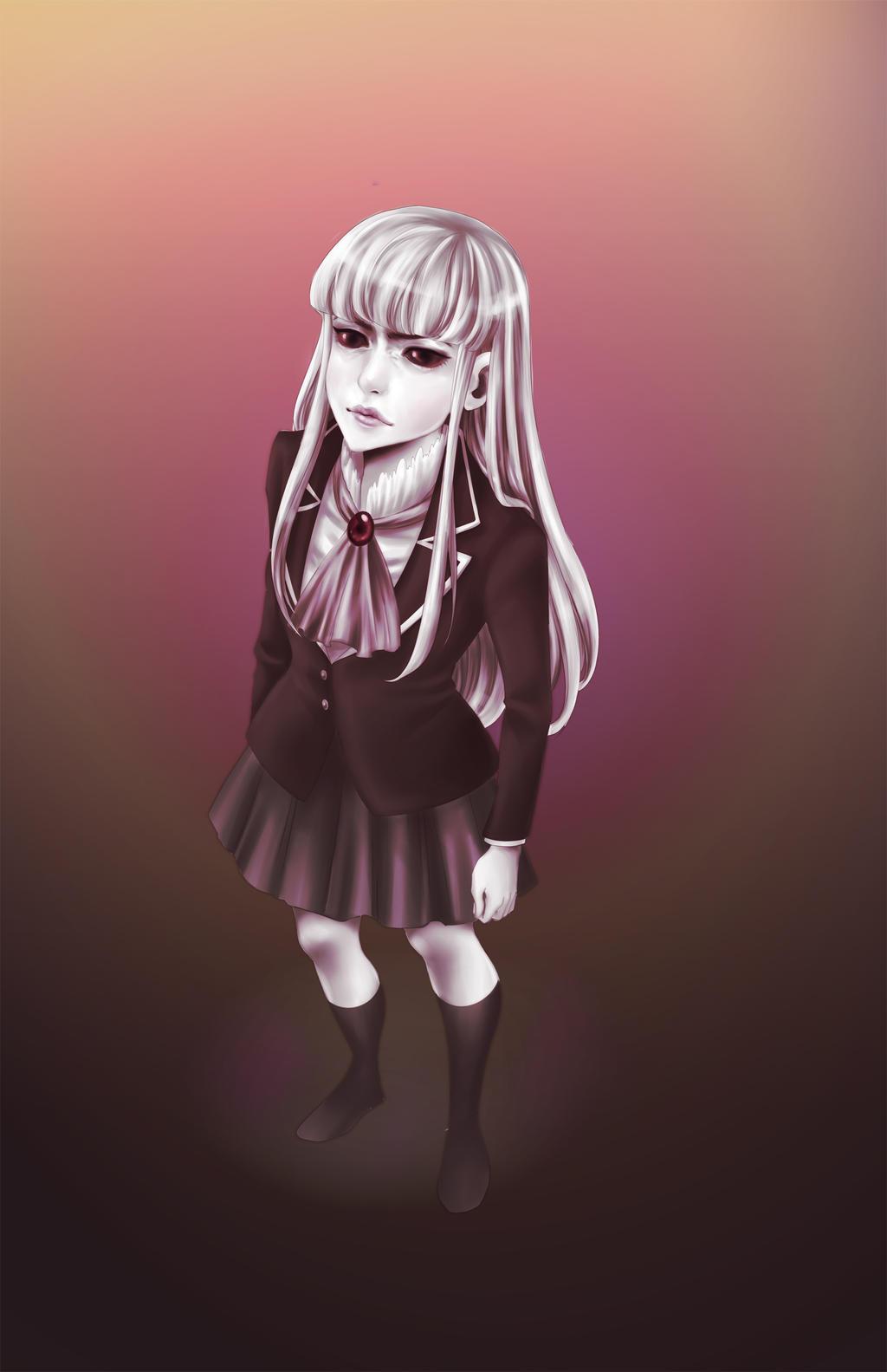 Evil Seira by Ileranerak