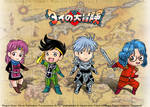 Dragon Quest Dai no Daibouken