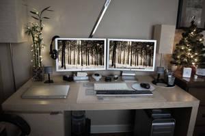 Winter Setup by drewsof