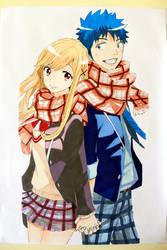 Shiraishi and Yamada ~ Yamada-kun to 7-nin no Majo by VenSaleyah