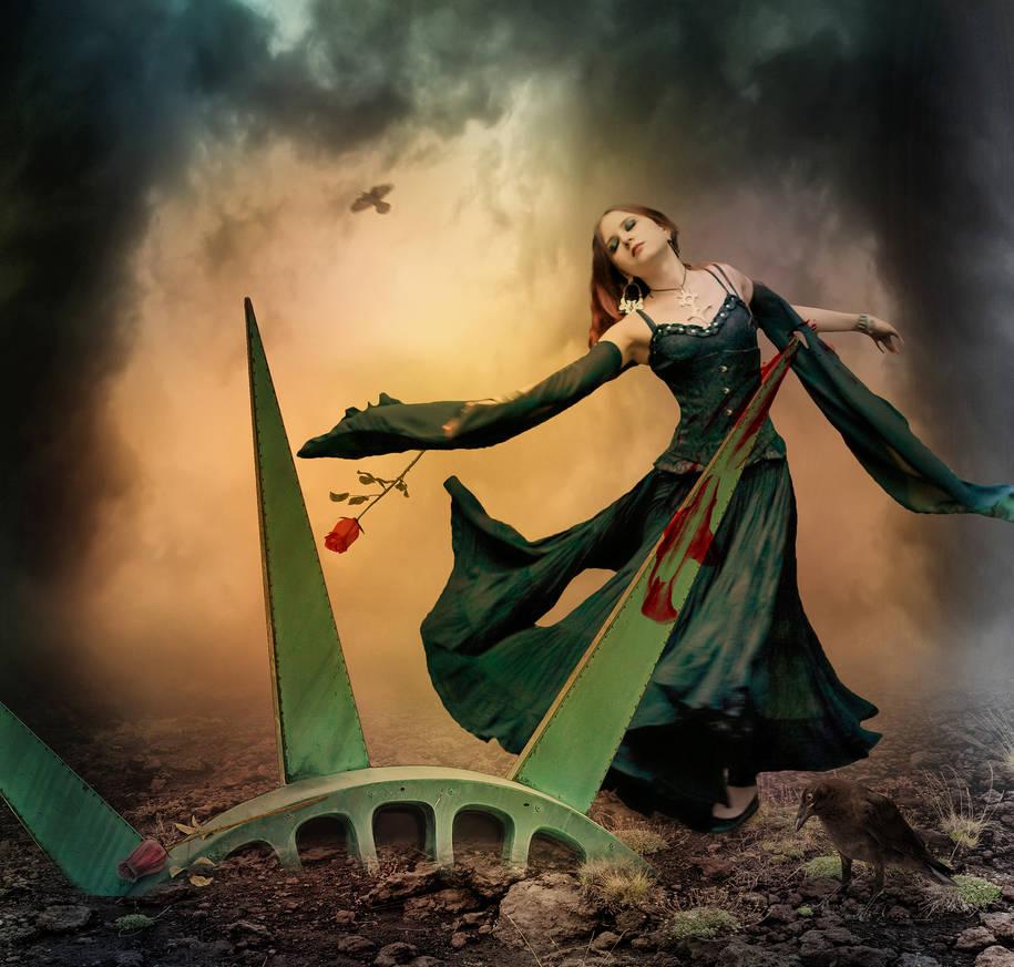 lady liberty by davidrabin