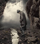 loneliness by davidrabin