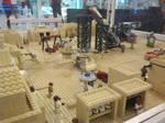 Star Wars Lego display 29