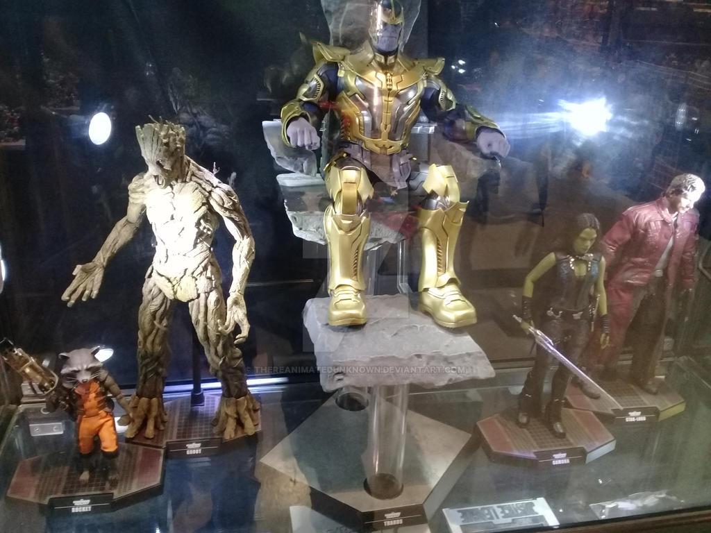 Star Lord And Rocket Raccoon By Timothygreenii On Deviantart: Rocket, Raccoon, Thanos, Gamora, Star-Lord By