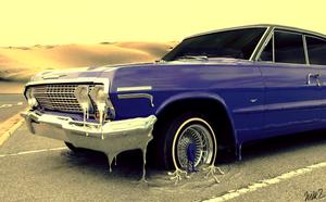 Hot Impala by miik2