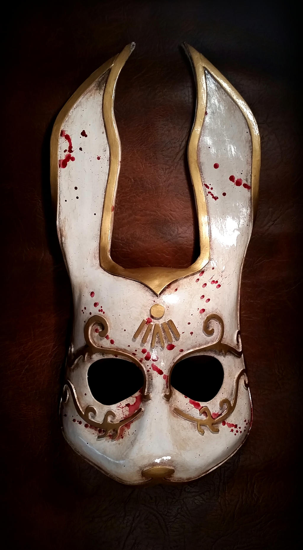 b i o s h o c k bunny splicer mask by fearlessfacade on