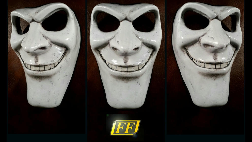 Bobby Mask We Happy Few By Fearlessfacade On Deviantart